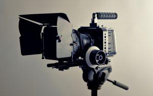 Profesjonalna kamera filmowa