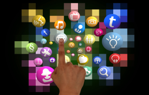 Ikony social media